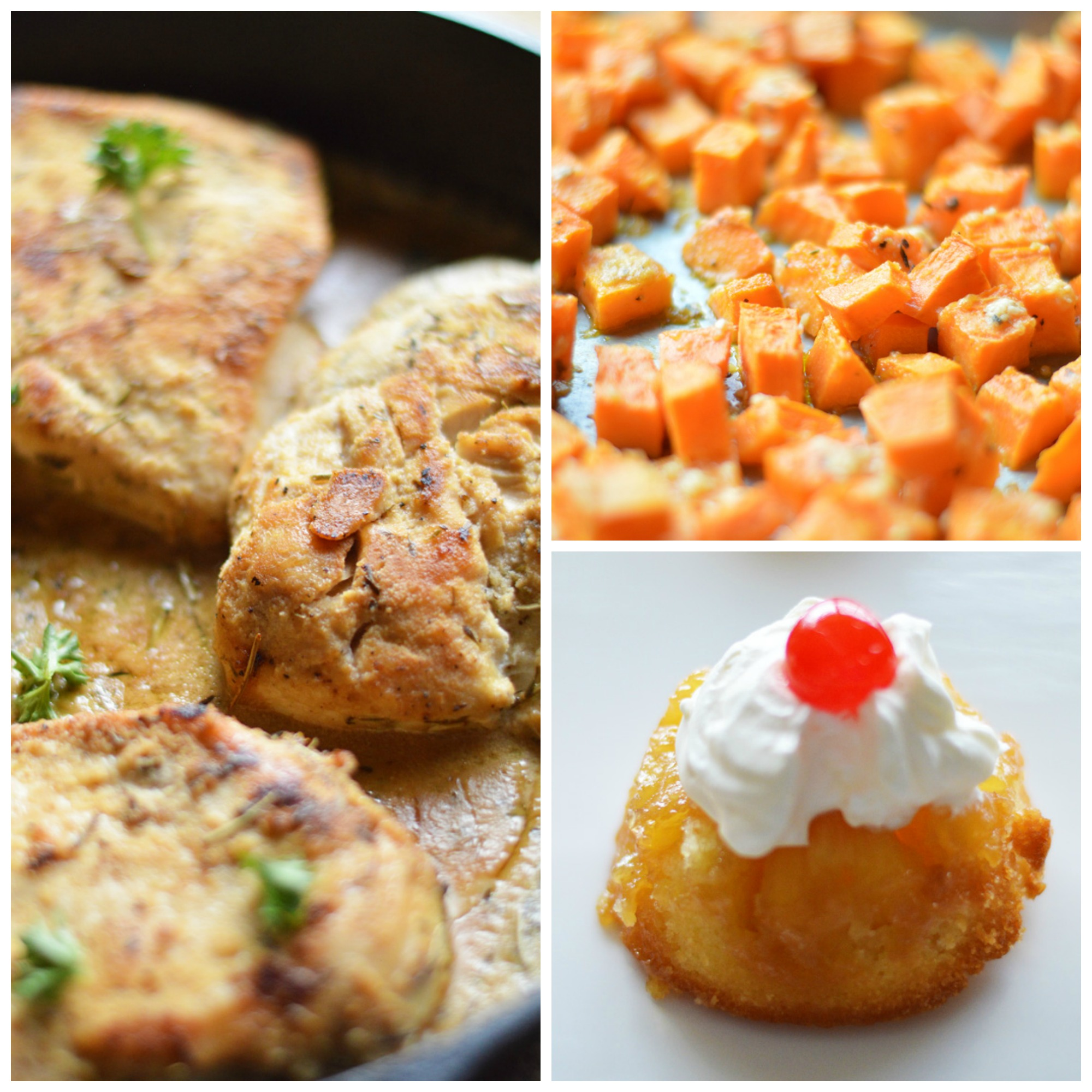Delicious healthy dinner ideas a teaspoon of home for Something delicious to eat for dinner